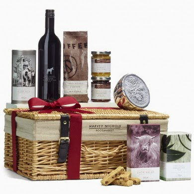 harvey nichols seasons eatings hamper