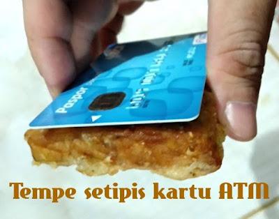 7 Meme 'Tempe Setipis Kartu ATM' Ini Bikin Ngakak Meratapi Nasib