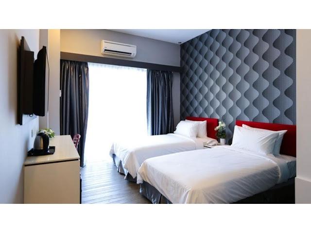 hotel di Pantai Cenang