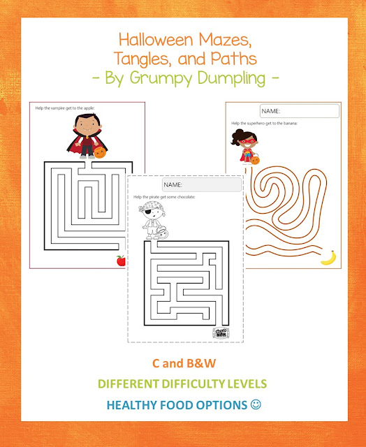 https://www.teacherspayteachers.com/Product/Halloween-Mazes-Tangles-and-Paths-Different-Difficulty-Levels-2756298