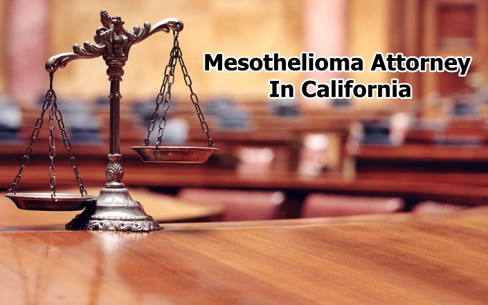 Mesothelioma Attorney In California