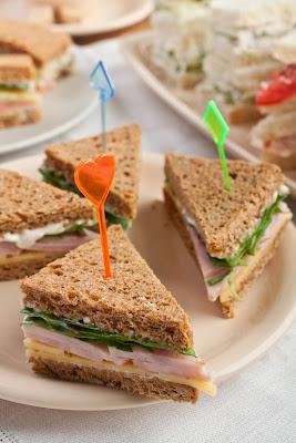 Baby Shower Food Ideas: Baby Shower Food Ideas Sandwiches