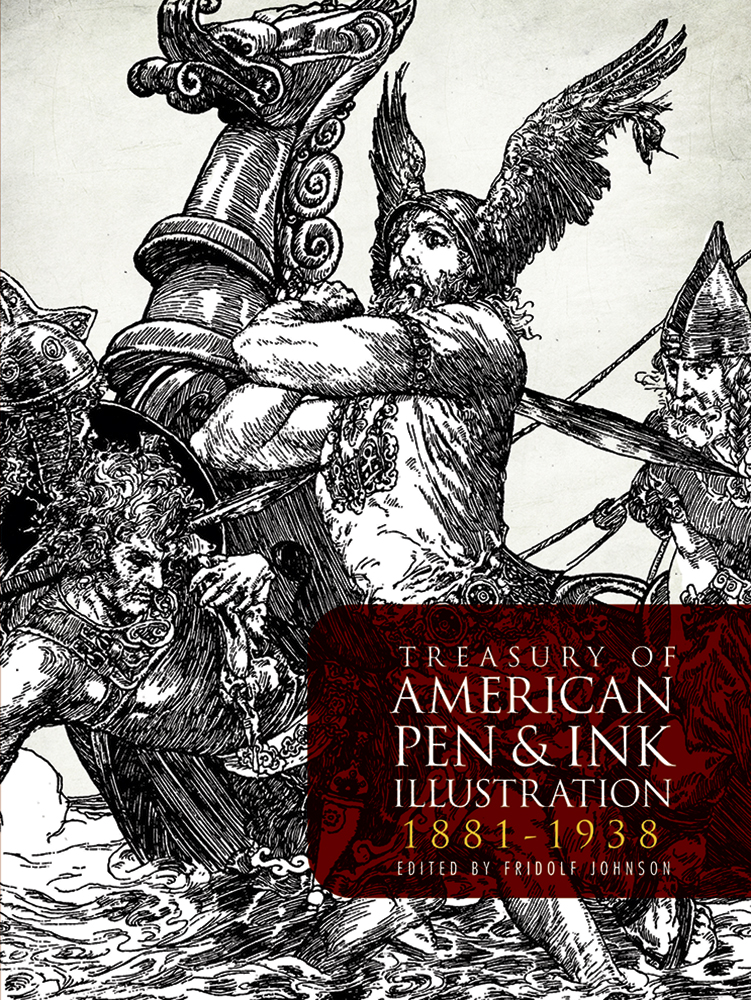 Art In A Busy World: Books On Pen and Ink Drawing