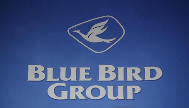Karena kelakuan Sopir ini, Blue Bird Minta Maaf ke Kedubes
