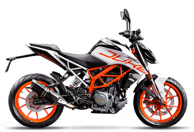 Top 10 bikes in India, KTM duke 390