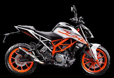 Top 10 bikes in India, KTM duke 390