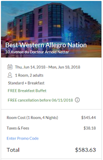 Last Minute Travel promo code hotel discount
