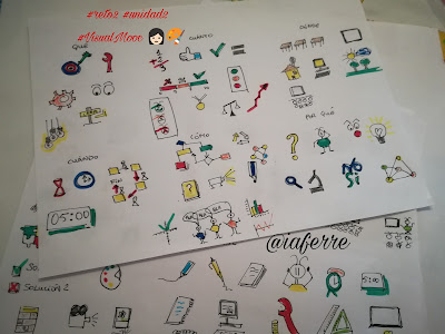 #VisualMooc, #estoyenlasredes, #hoaprencjoenxarxa, #sócalesxarxes, Visual Thinking Educativo, Reflexiones, estoyenlasredes, Ho aprenc Jo, hoaprencjo, trazos, herranientas,
