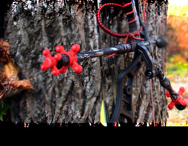 Les Stabilisations Dead Center Archery - La gamme Diamond Series Dead%2BLevel%2BExample%2B3