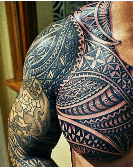 Gambar Tato Batik Serigala Keren Design T Tattoos Tattoo
