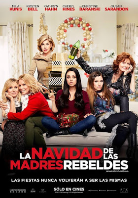 A Bad Moms Christmas 2017 Custom HDRip NTSC Dual Latino CAM
