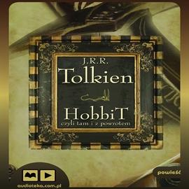 HOBBIT Czyli tam i z powrotem - Audiobook