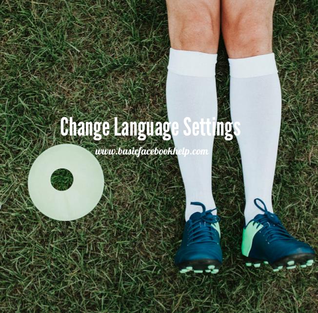 How Do I Change Language Settings