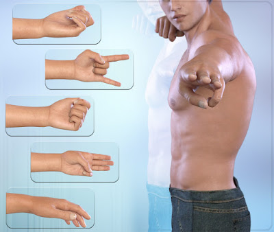 Z Hand In Need - Hand Poses for Genesis 3 Male and Female