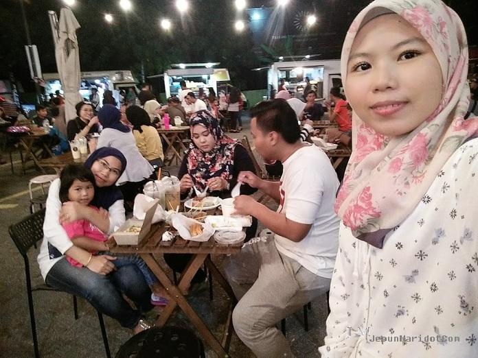 Food truck Park | Tapak Urban Street Dining @ KLCC