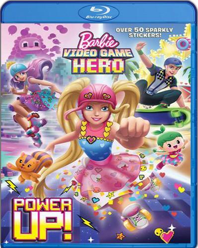 Barbie: Video Game Hero [2017] [BD25] [Latino]