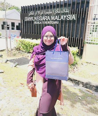 Karnival Kewangan Terengganu Di TH Hotel & Convention Centre April 2019
