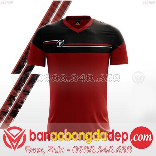 Áo Không Logo Fegan Maron SDD01 Đỏ