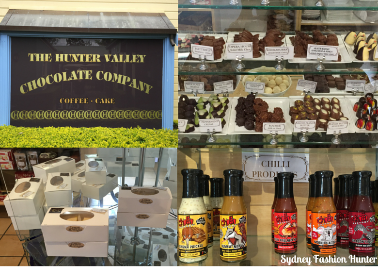 The Hunter Valley Chocolate Company