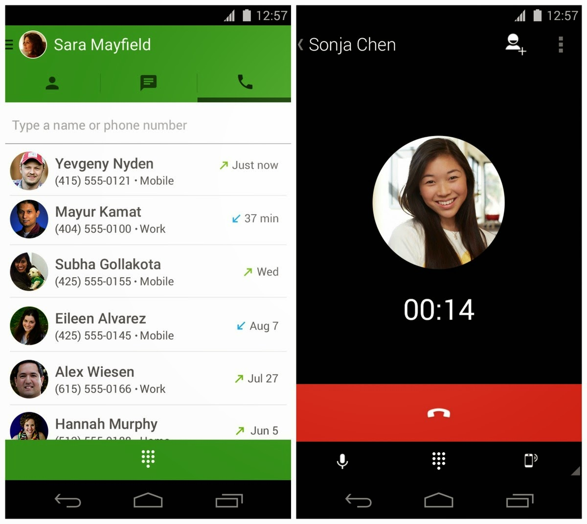 Free Voice Call Is Now Possible Over Google Hangout App | Mono-live