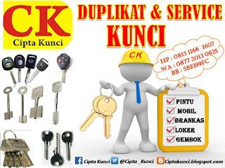 Duplikat Kunci tangerang dan duplikat kunci tangerang