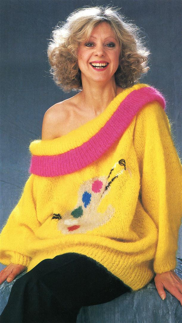 25 Incredibly Ugly Knitted Sweaters From The 1980s