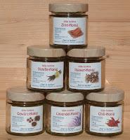 Siegel für Honiggläser