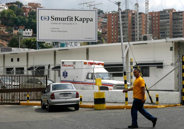 Régimen de Maduro expropió por 90 días a la empresa de papel Smurfit Kappa