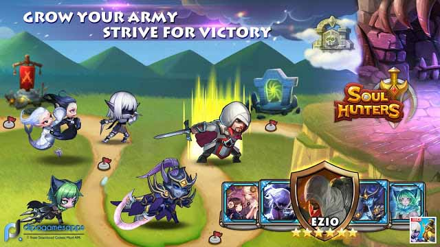 Download Soul Hunters MOD APK News Updated