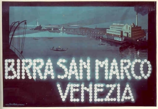 BIRRA SAN MARCO-VENEZIA FROM PEDAVENA