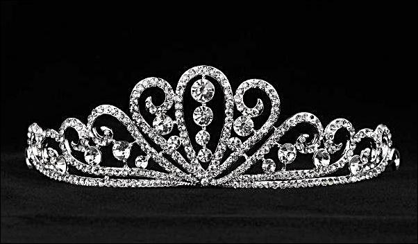 Diamentowa korona