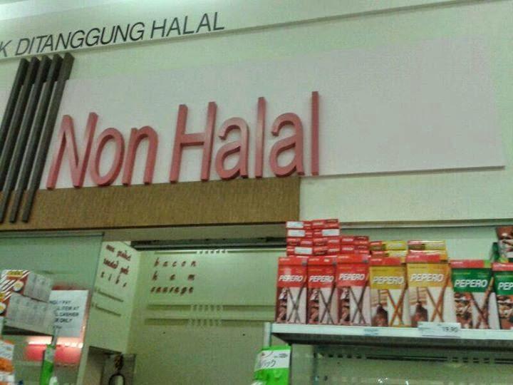 coklat pepero non halal