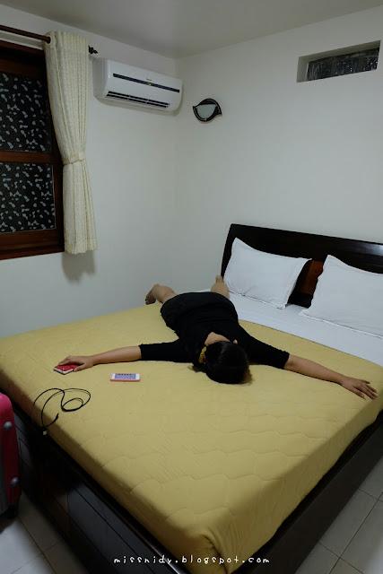 pengalaman menginap di Delight Hotel mui ne