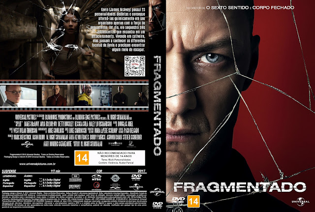 Capa DVD Fragmentado [Custom]