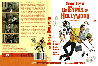 Carátula: Un espía en Hollywood (1961) The Errand Boy