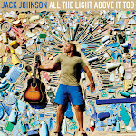Jack Johnson - All the Light Above It Too Cover