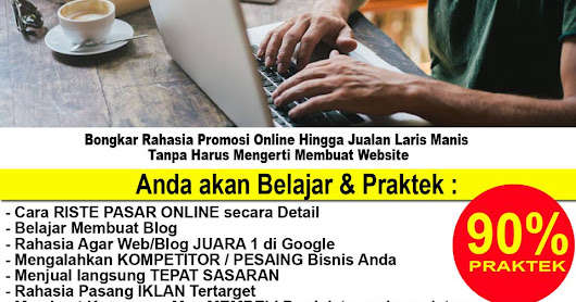 Training Digital Marketing di Pekanbaru