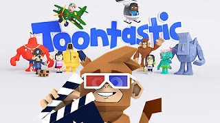 Game Toontastic 3D Apk