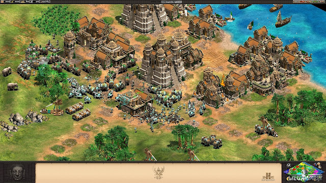 Age of Empires II HD The Rise of the Rajas Pc imagenes