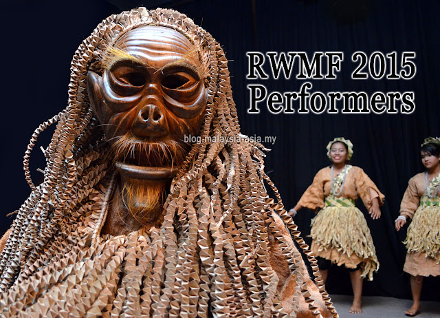RWMF 2015 Bands Performers List