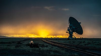 The Southwestern Sojourn - Day 3:  Very Large Array (VLA)