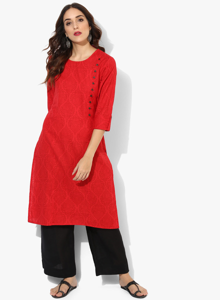 e04770593 My Ethnic Kurti Haul  Perfect Indian Summer Look