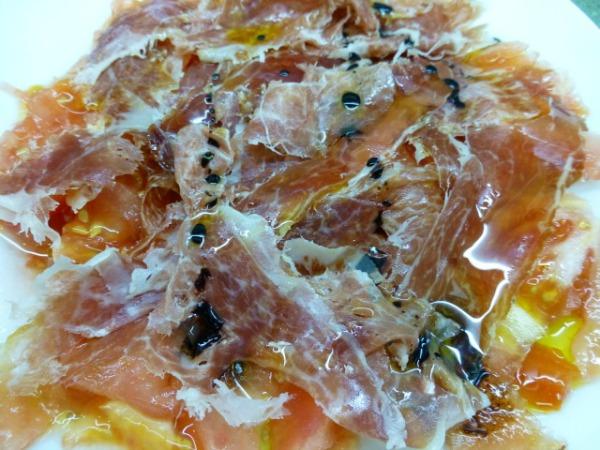 Los secretos del jamón ibérico en los aperitivos
