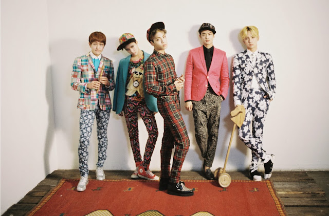 MBC Korean Music Wave in Singapore 2013 SHINee