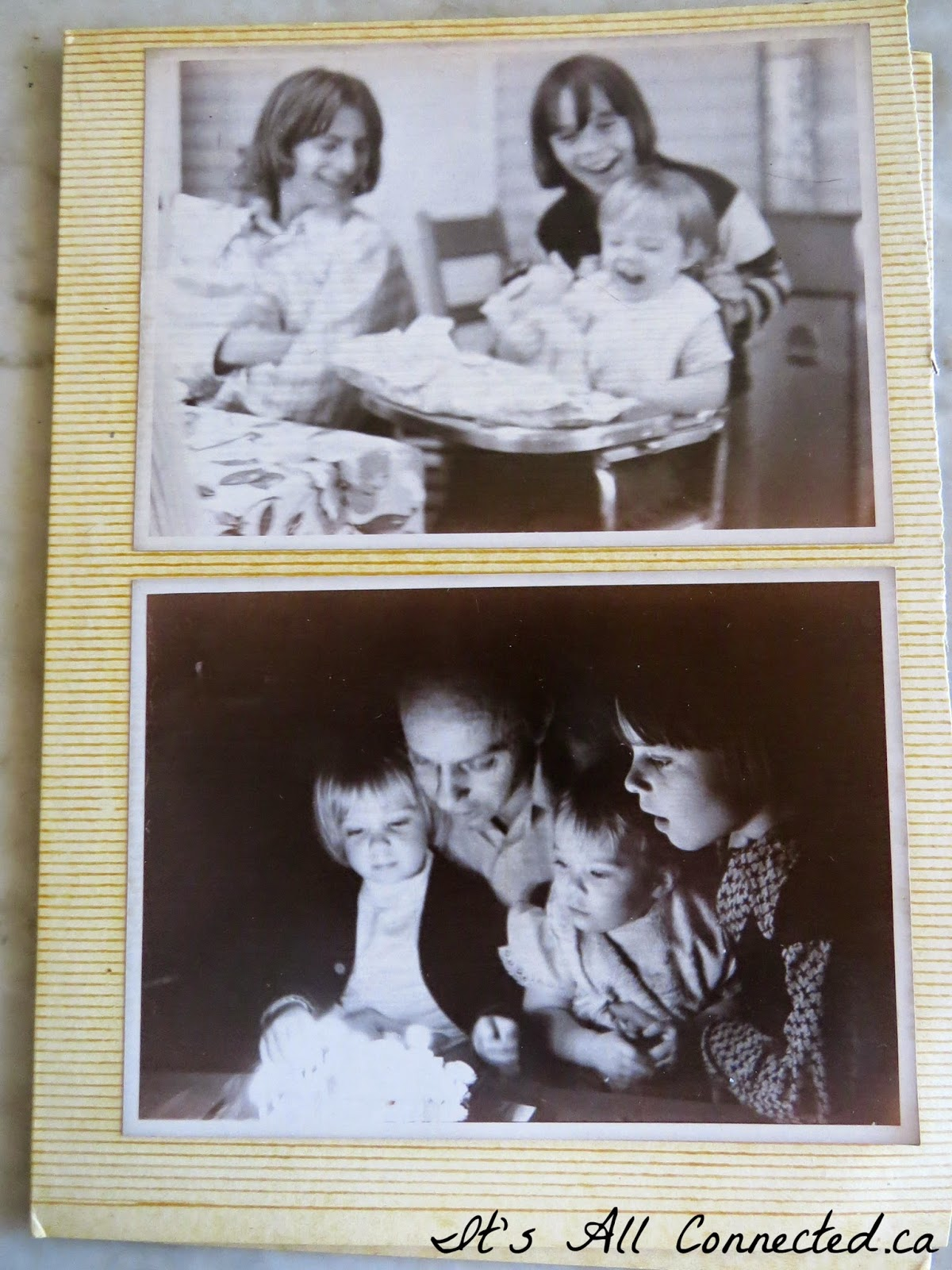 Its All Connected Getting Photos Out Of Old Albums