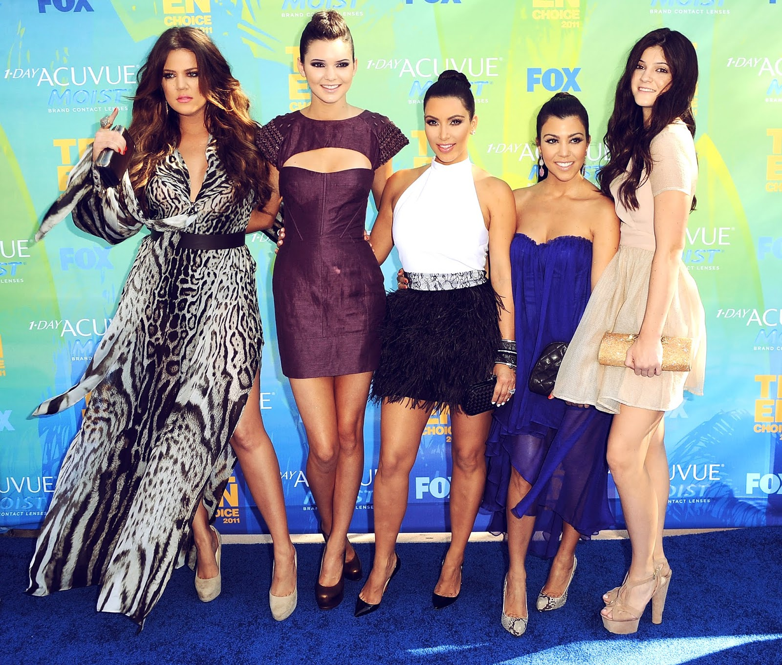 35 - Teen Choice Awards in August 11, 2011