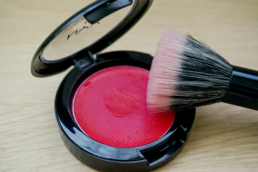 NYX Cream Blush in Red Cheeks