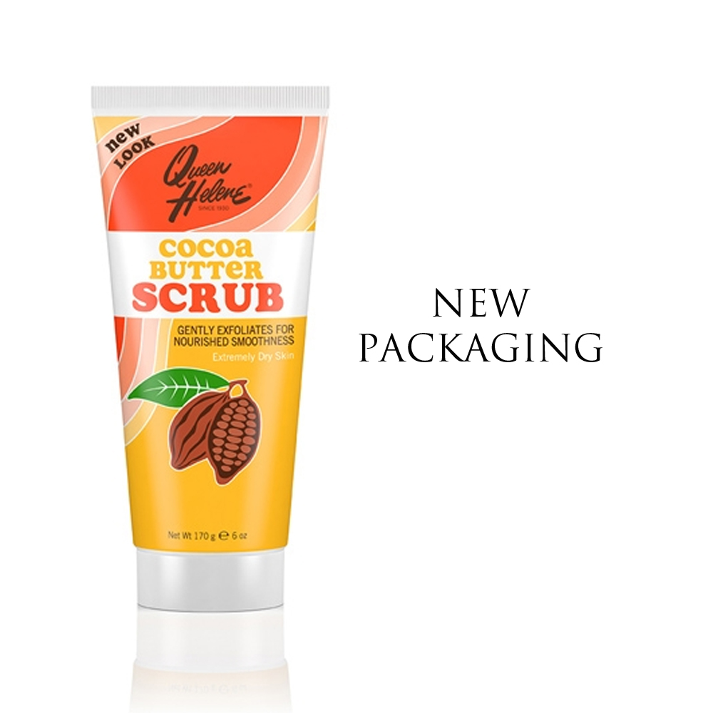 Cocoa Butter Scrub by Queen Helene - Review & Discount Code