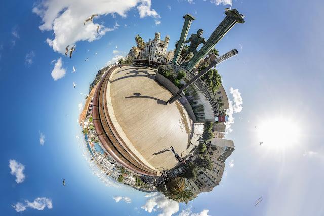 Diciembre - 'Mi pequeño mundo' de Carlos Larios
