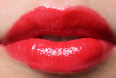 Phase Zero Lip Gloss in Postbox Red